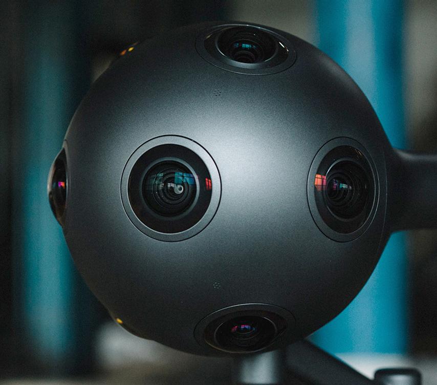 Nokia Ozo : quand la réalité virtuelle permet d'expérimenter la téléportation