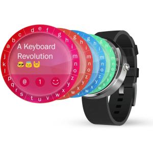 TouchOne Keyboard : le «clavier révolutionnaire pour smartwatch» enfin disponible