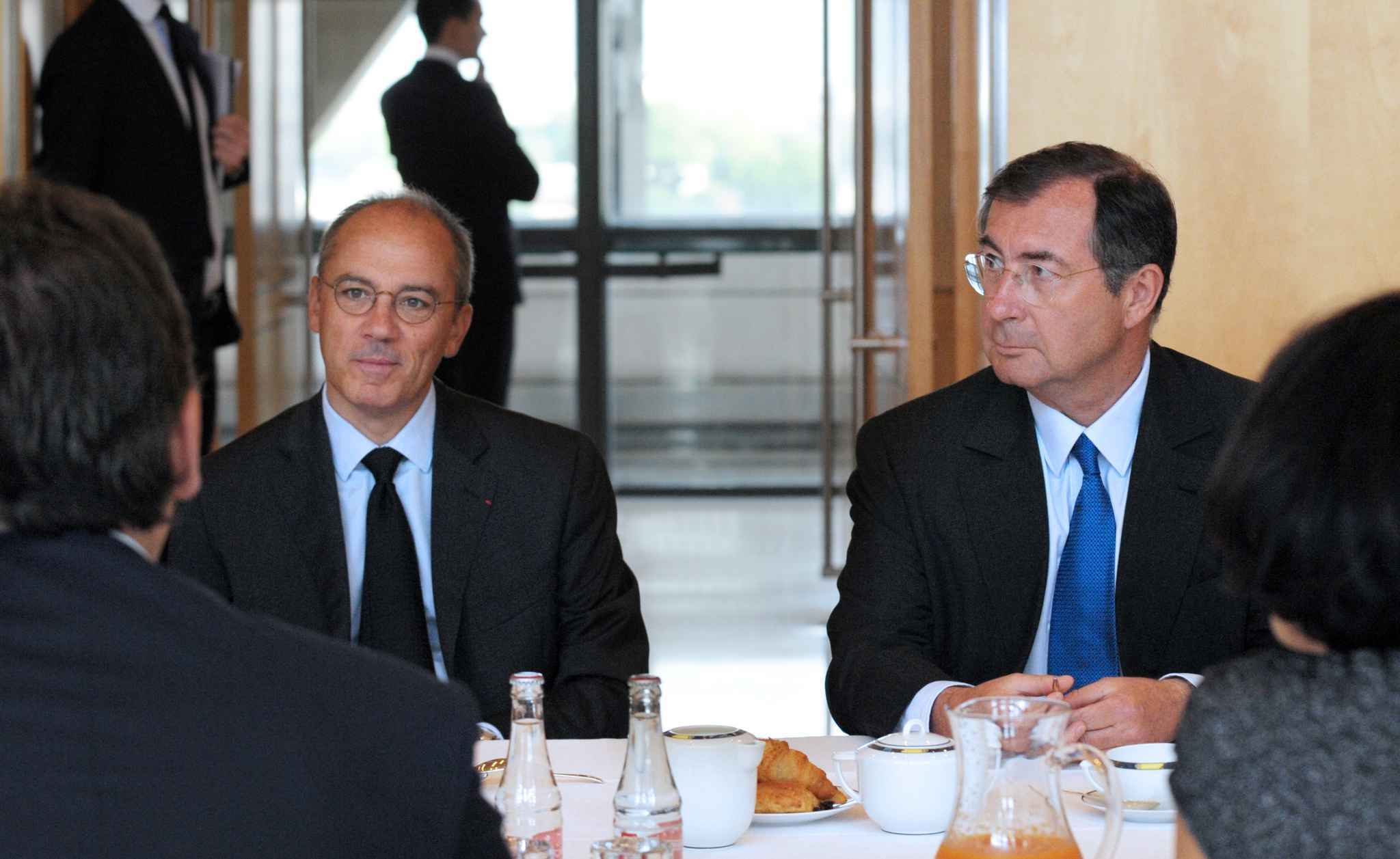 Quand Orange et Bouygues négocient, les hommes d'affaires placent leurs pions