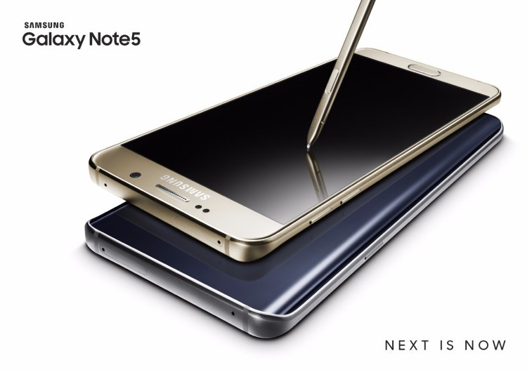 Vers une sortie du Samsung Galaxy Note 5 début 2016 en France et en Europe ?