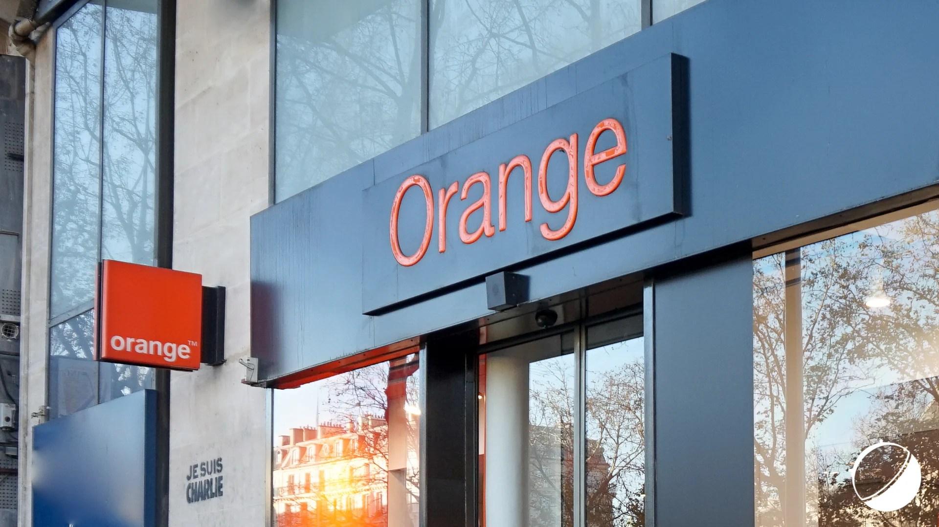 Orange : plus de clients, mais un chiffre d'affaires en baisse à cause de Free