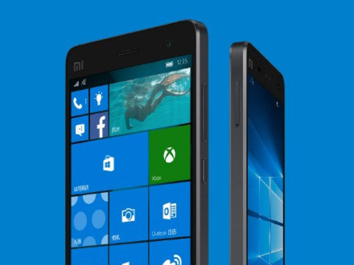 Xiaomi Mi 4 : Windows 10 Mobile disponible cette semaine