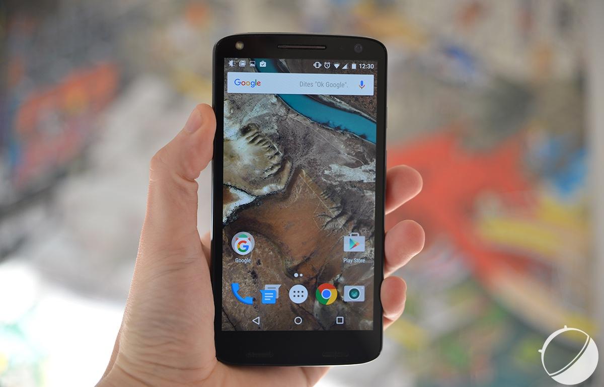 Vente Flash : Le Motorola Moto X Force à 569 euros au lieu de 699 euros
