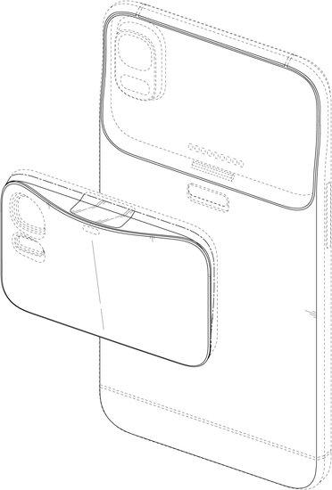 Et si Samsung préparait un smartphone à module photo interchangeable ?