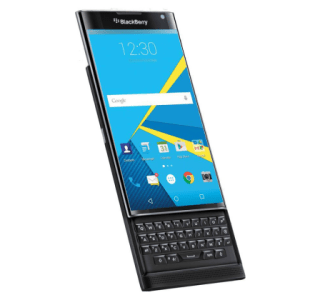 Le BlackBerry Priv disponible en France… pour 800 euros