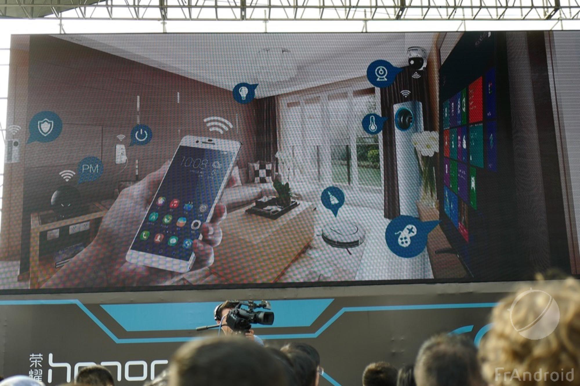 Honor et Huawei mettent les pieds dans l'IoT, avec HiLink et LiteOS