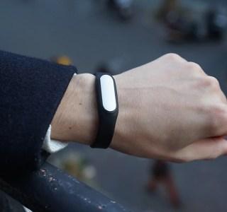 Test du Xiaomi Mi Band 1S (Mi Band Pulse), une très discrète évolution