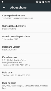 Le Samsung Galaxy S3 évolue encore grâce à CyanogenMod 13