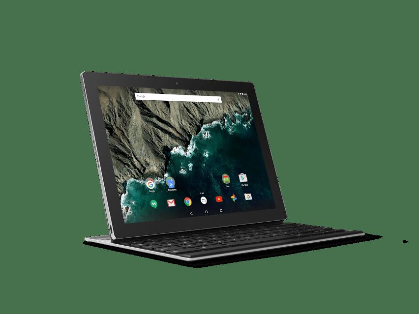 Google lance la Pixel C, sa tablette Android aux allures d'ordinateur portable
