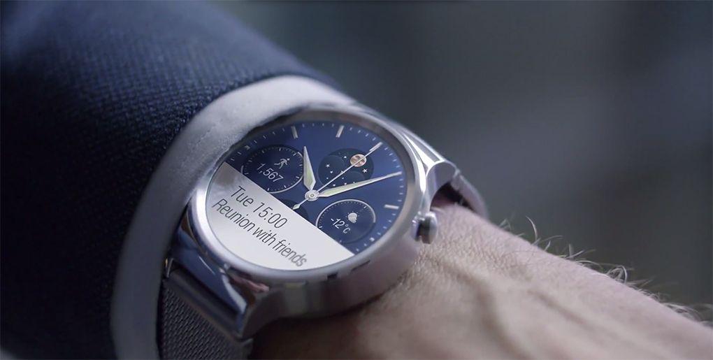 Devenez utilisateur de la Huawei Watch et partagez votre expérience