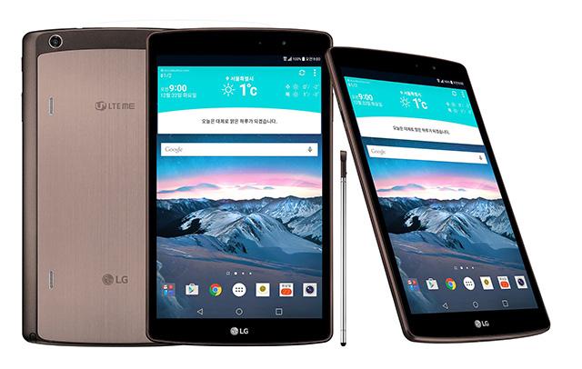 G Pad II 8.3 LTE : deux ans après, LG renouvelle sa tablette phare