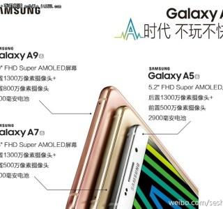 Le Samsung Galaxy A9 certifié par la FCC