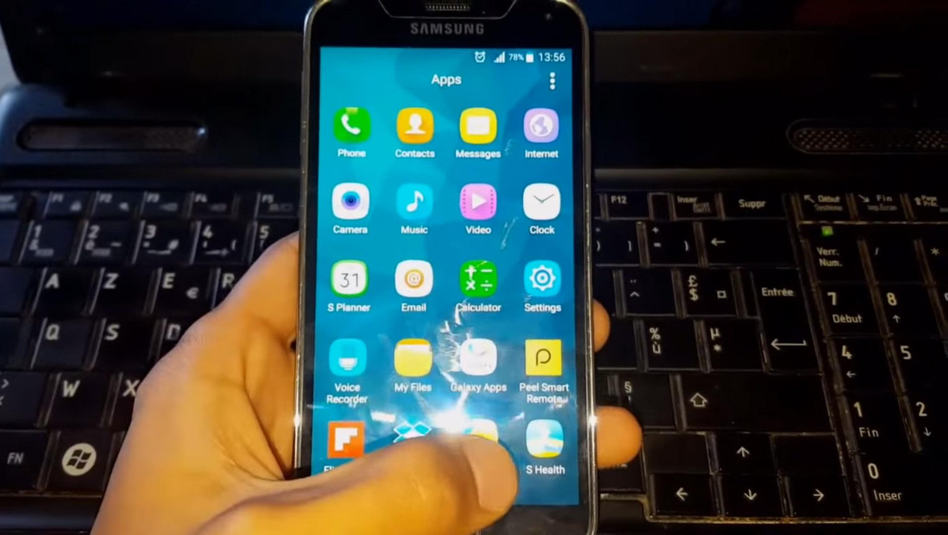 Un utilisateur du Samsung Galaxy S5 reçoit Marshmallow «par erreur»
