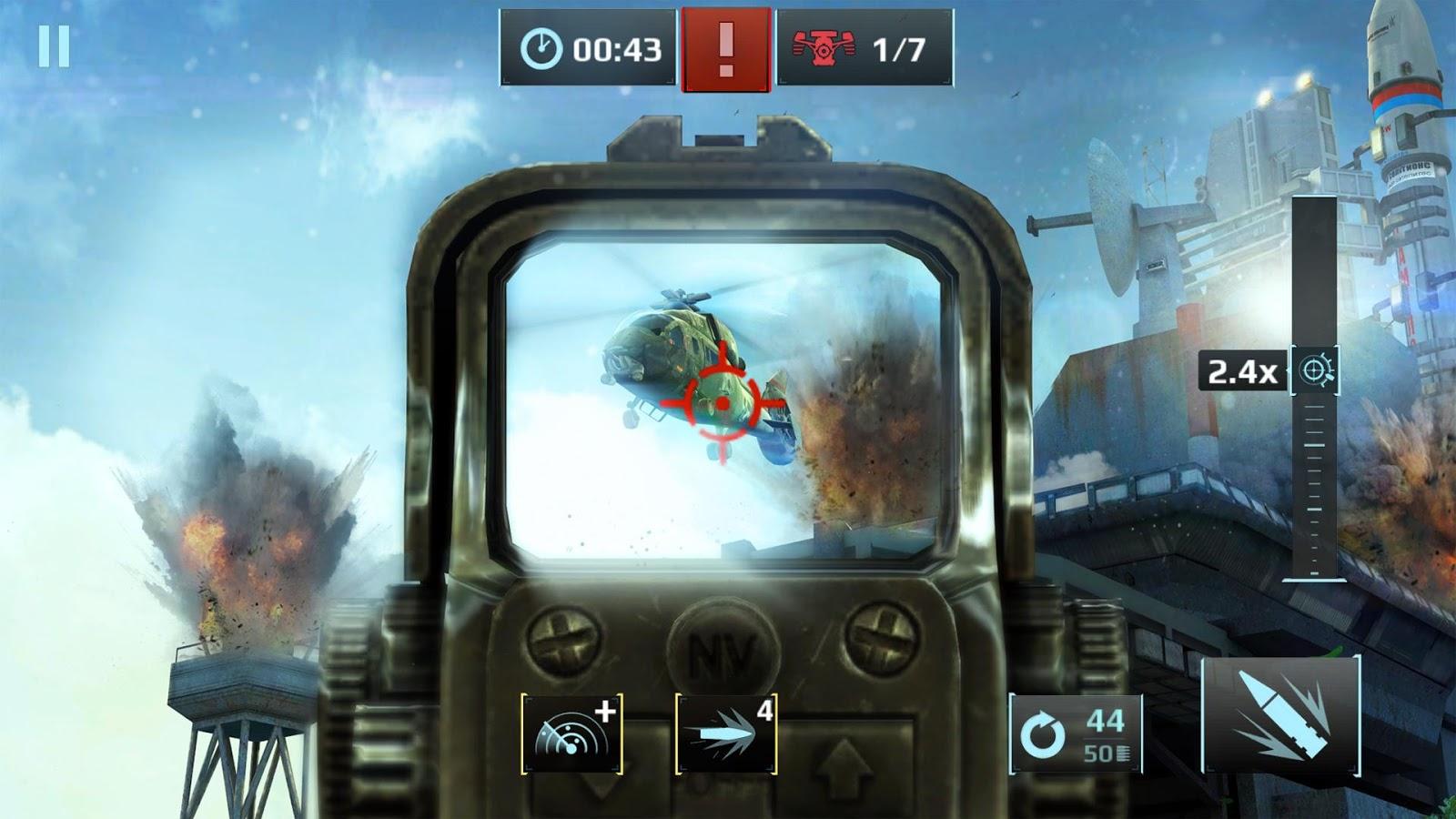 Sniper Fury, quand Gameloft marche dans les pas d'Hitman