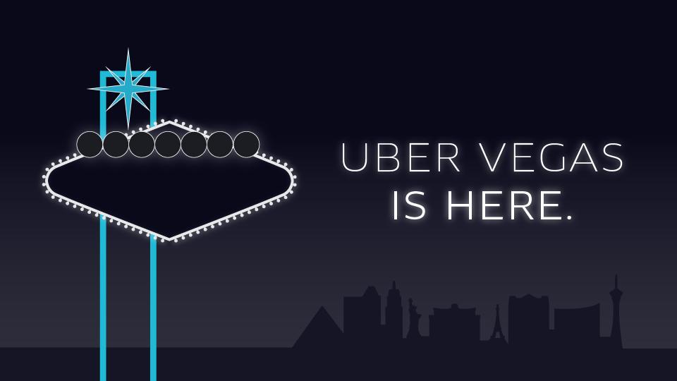 Uber compte sur le CES 2016 pour séduire Las Vegas