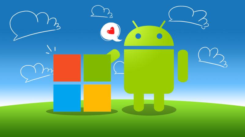 Microsoft Apps, l'app store Android au coeur de la stratégie du géant de Redmond