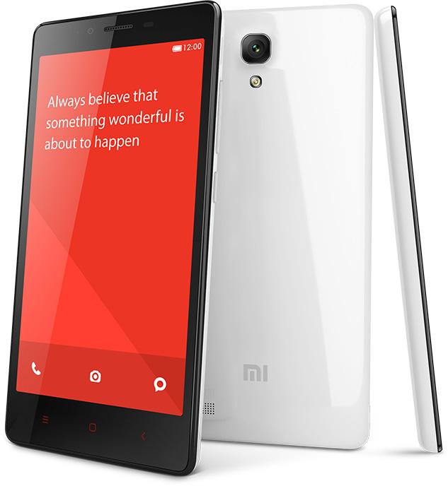Xiaomi Redmi Note Prime, le plus grand de la famille n'est pas le mieux armé