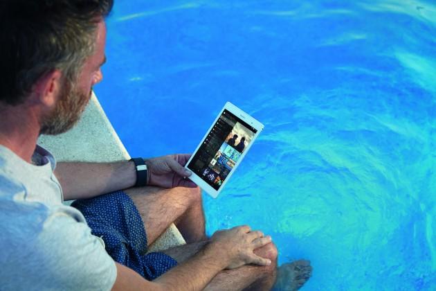 Soldes 2016 : la Sony Xperia Z3 Tablet Compact + écouteurs à réduction de bruits à 269,99 euros