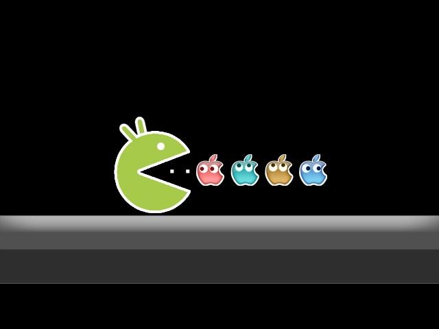 Parts de marché : porté par l'entrée de gamme, Android gagne du terrain