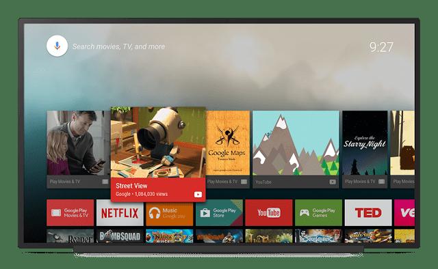 Google : de nouveaux partenaires pour Android TV et pour Google Cast