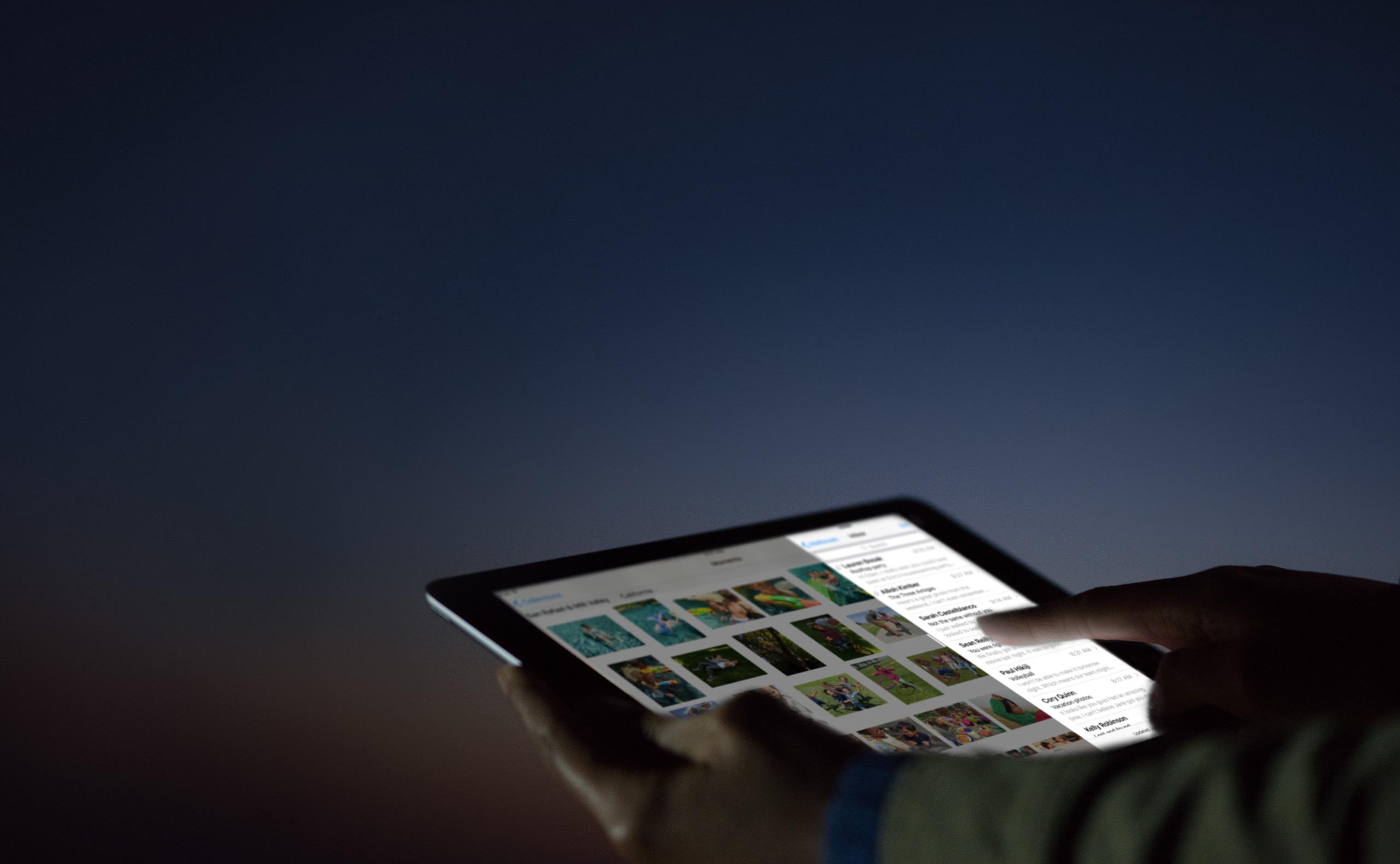 iOS 9.3, ces nouveautés que l'on trouve déjà sur Android