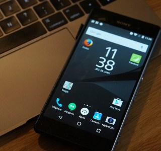 4 étapes de tutoriel pour installer Sony Marshmallow Concept sur un Xperia Z3 et Z3 Compact