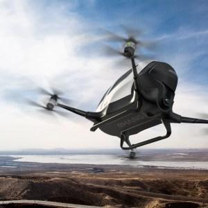 CES 2016 : un drone autonome capable de transporter un passager humain