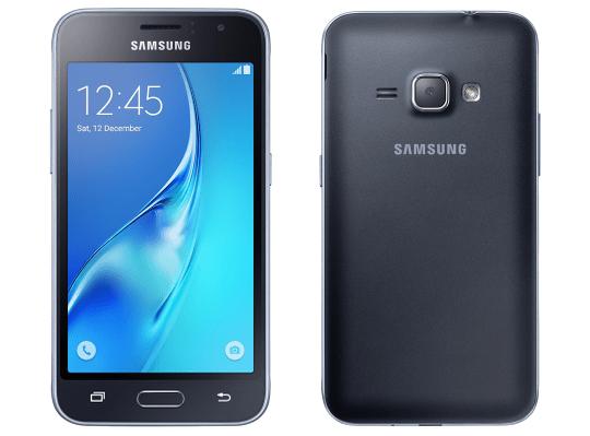 Le Samsung Galaxy J1 (2016) se montre une nouvelle fois en images