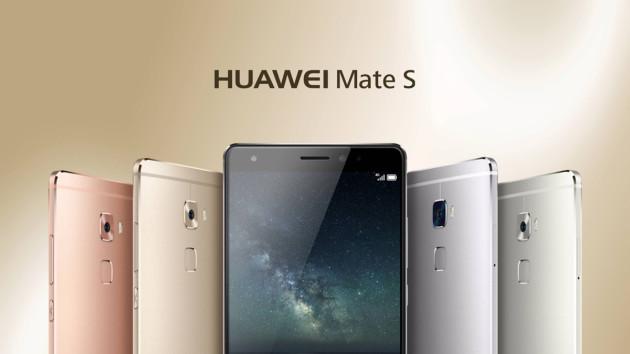 Bon plan : le Huawei Mate S est en promo à 499 euros