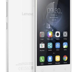 Lenovo Vibe S1 Lite, un mobile abordable annoncé en marge du CES 2016