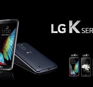 LG K4 : le petit frère des K7 et K10 aperçu dans une vidéo promotionnelle