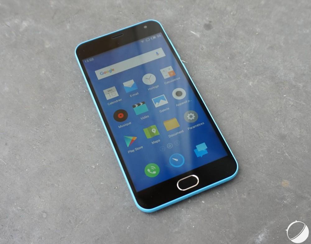 Bon plan : le Meizu M2 est disponible pour 109 euros seulement (dont 30 euros d'ODR)