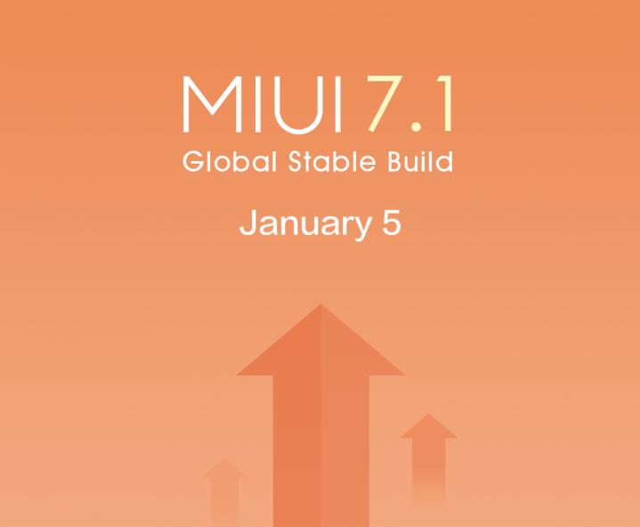 MIUI 7.1 arrive sur une sélection de terminaux Xiaomi
