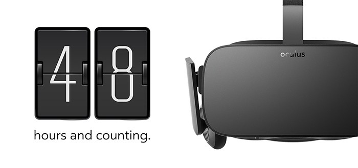 Oculus Rift : les précommandes dans quelques heures, mais ses manettes retardées