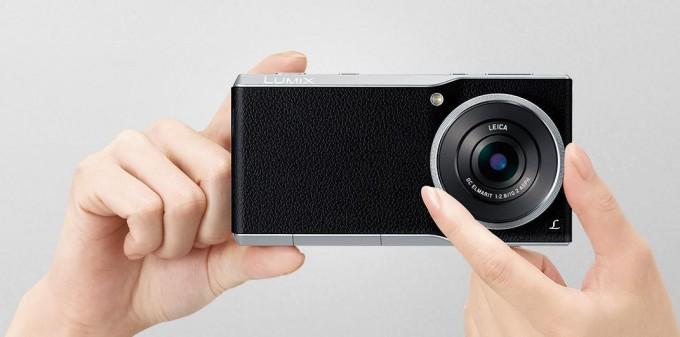 Panasonic Lumix DMC-CM10 : le même, mais sans le téléphone