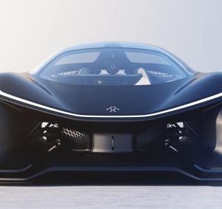 Faraday Future FFZero 1, l'énigmatique voiture venue de nulle part