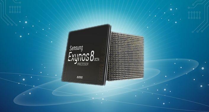 Samsung : une infographie pour démontrer la puissance du SoC Exynos 8 Octa
