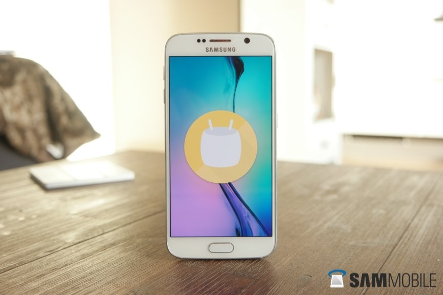 Galaxy S6 : Android 6.0 Marshmallow en images