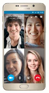 Skype intègre la vidéoconférence à son application Android