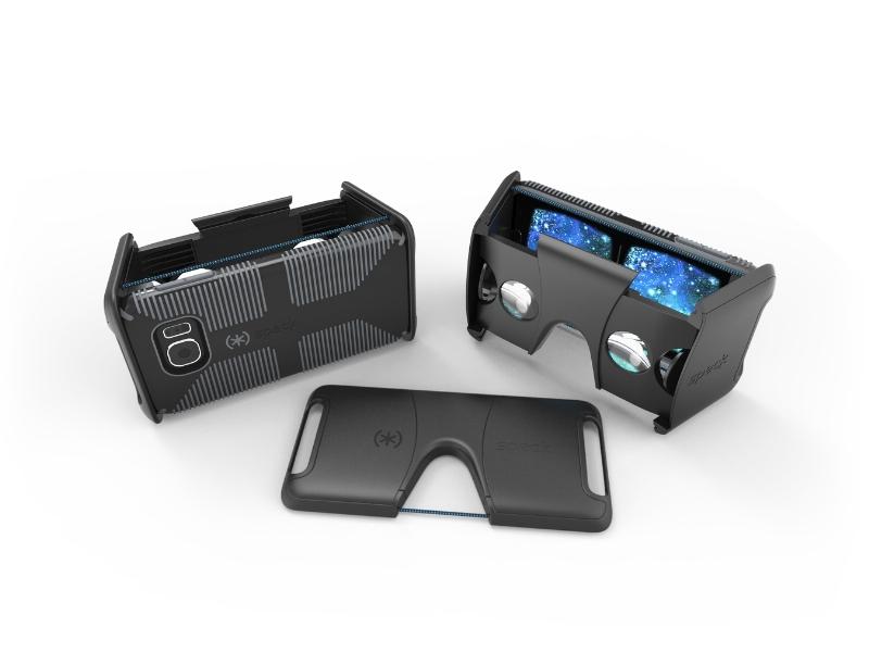 CES 2016 : la réalité virtuelle tient dans la poche avec le Speck Pocket VR