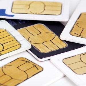 Il y a maintenant autant de cartes SIM que d'êtres humains dans le monde