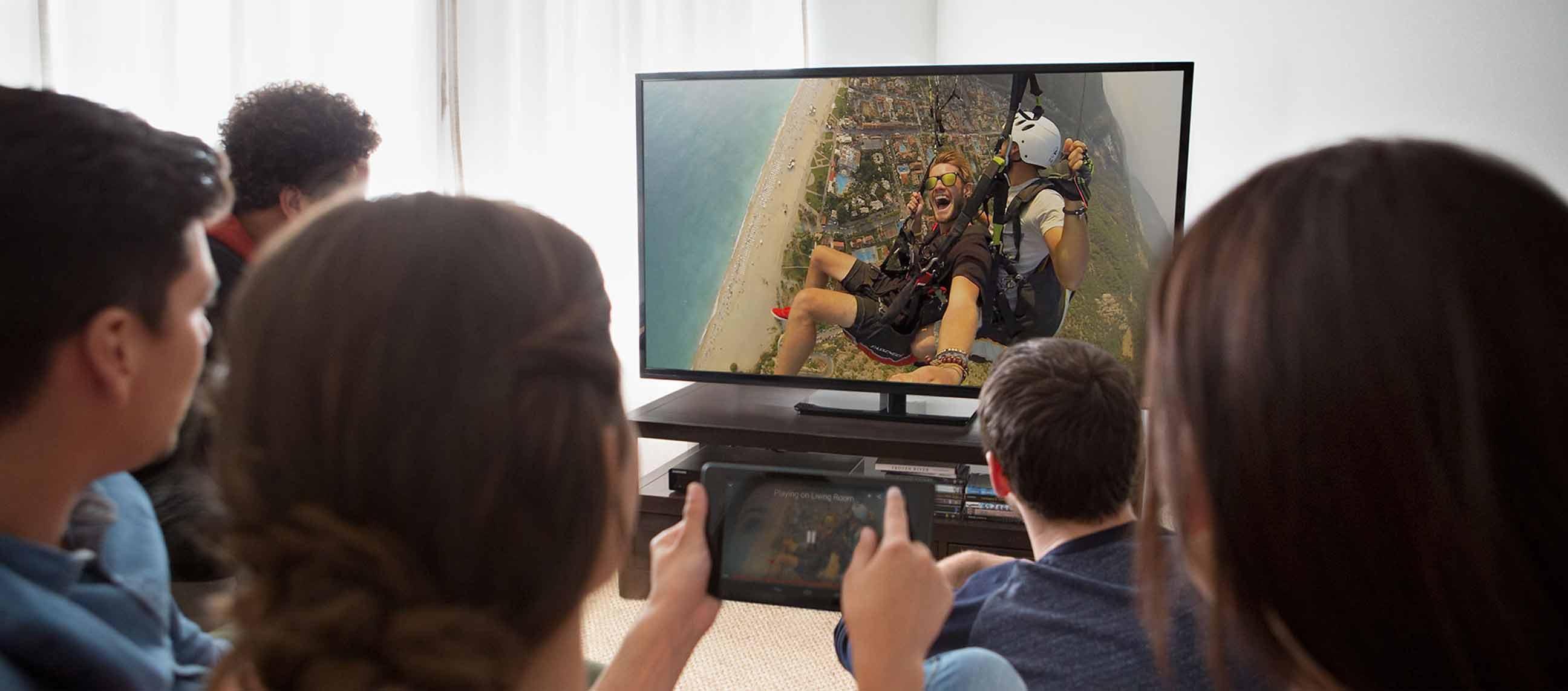 Google Cast par défaut dans toutes les TV connectées ?