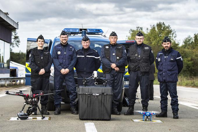 La gendarmerie va faire voler ses propres drones