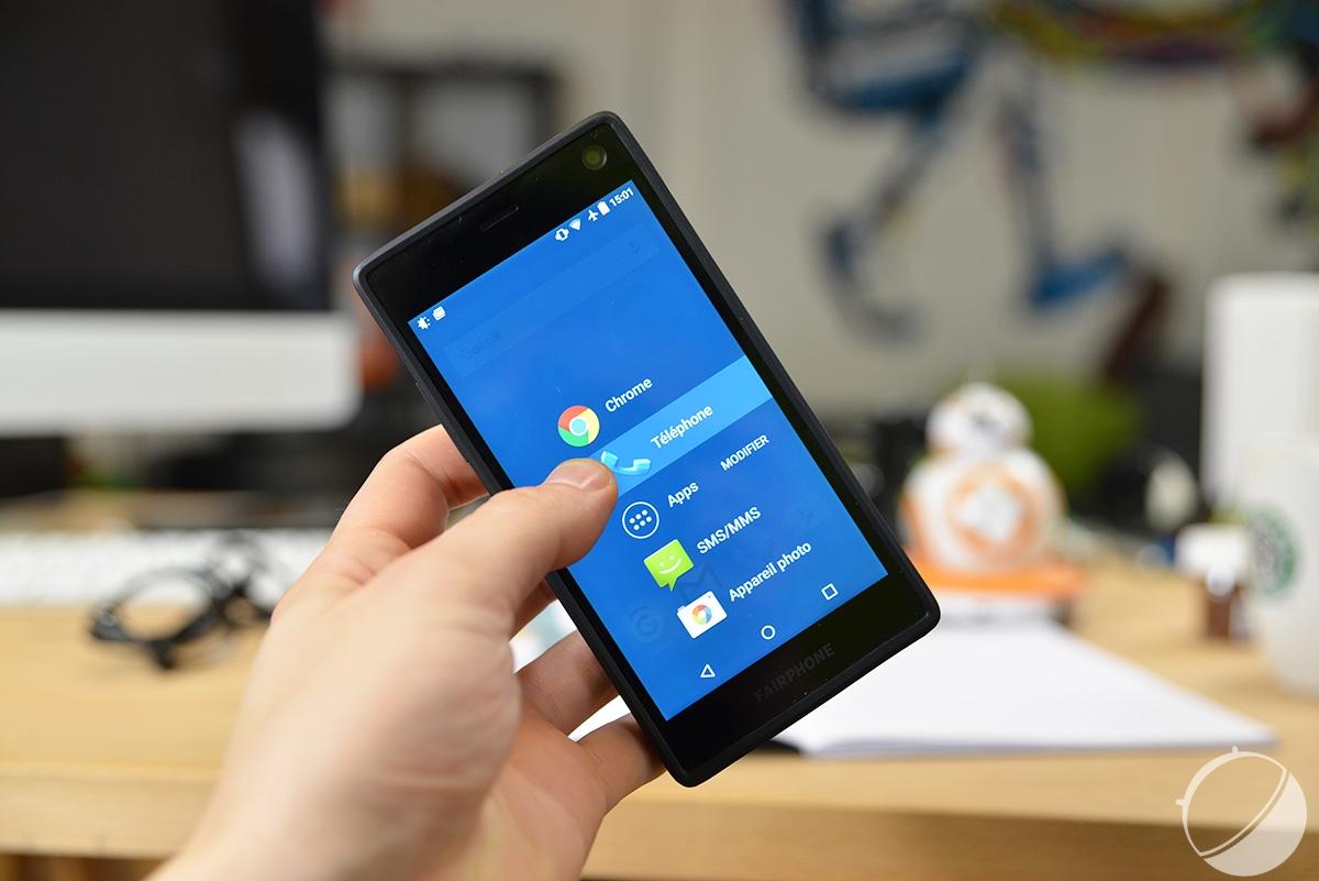 Le FairPhone 2 reçoit une mise à jour… vers Android 6.0 Marshmallow