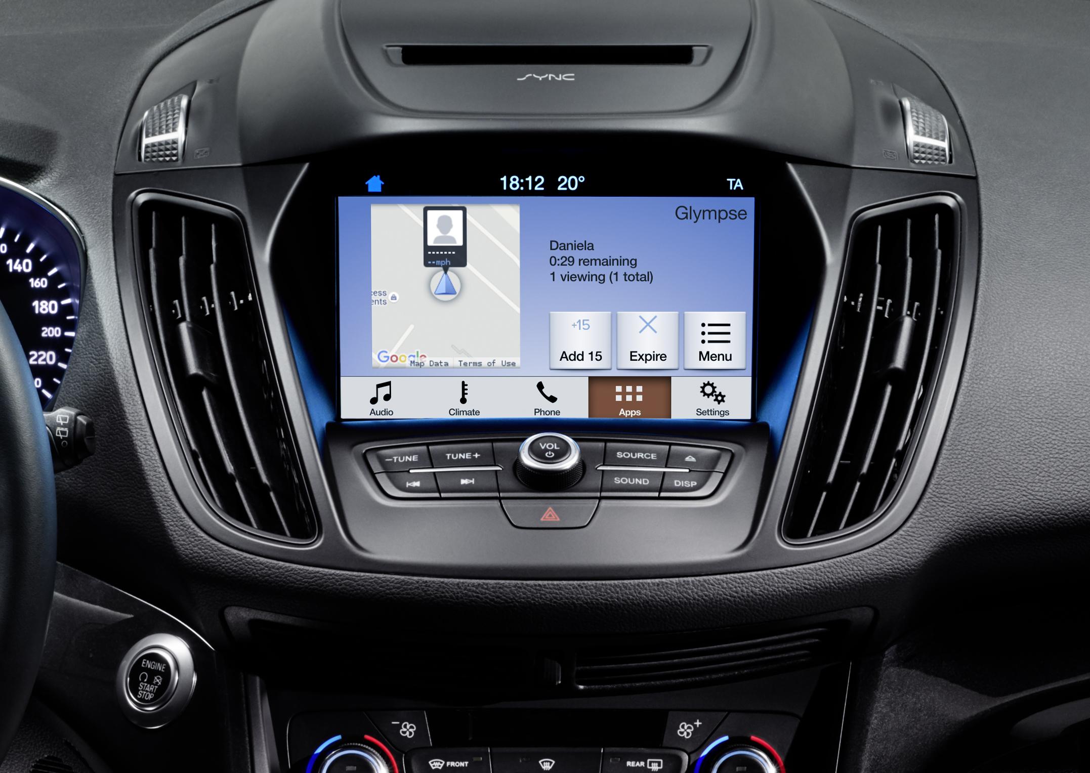 En 2017, Ford intégrera Android Auto dans toutes ses voitures