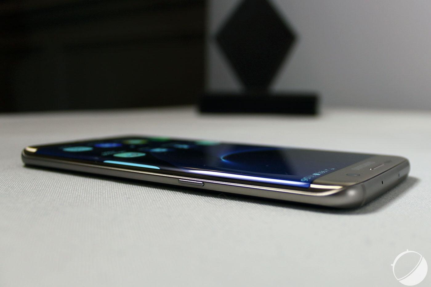 Vers la fin des écrans «plats» chez les Samsung Galaxy S ?