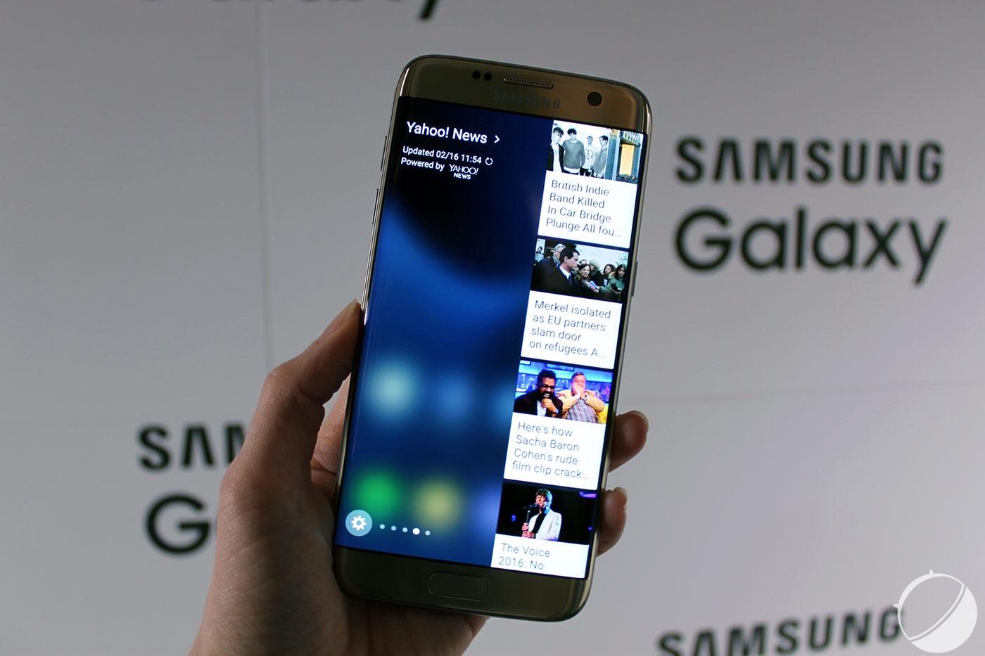 Samsung Galaxy S7 et S7 Edge : les prix et la disponibilité sont officiels, avec une légère baisse des tarifs