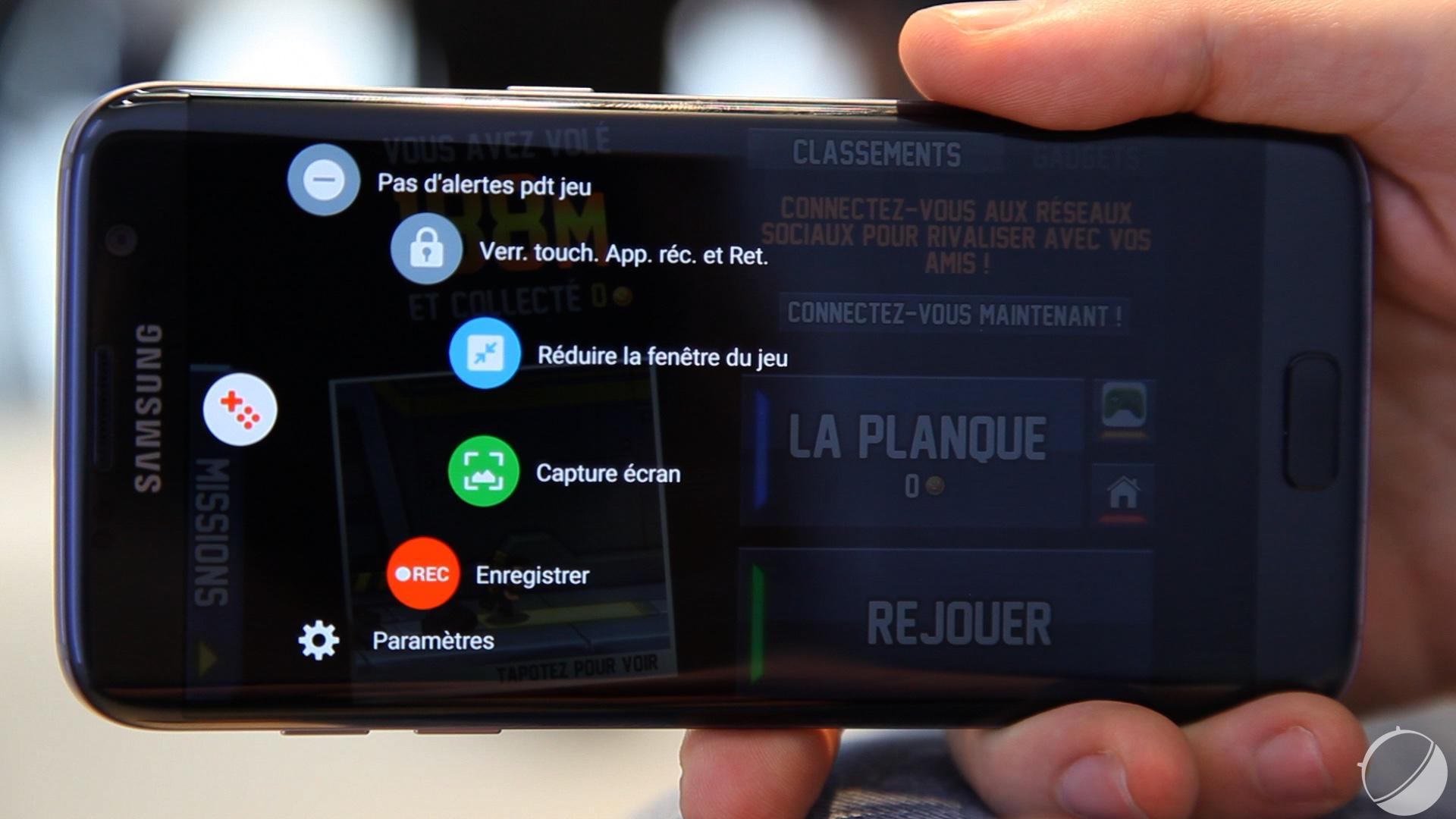 Vidéo : Samsung Galaxy S7 et S7 Edge, découverte de leurs fonctionnalités logicielles