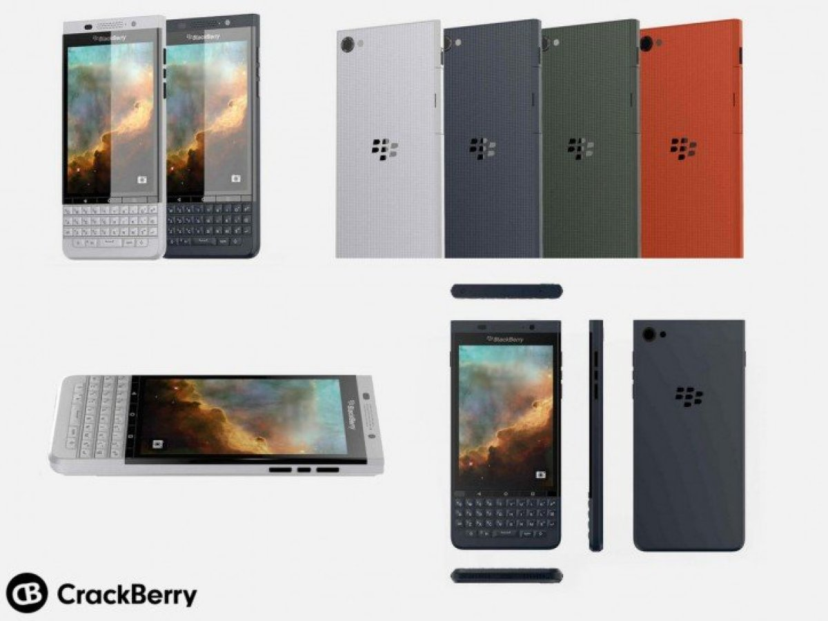 BlackBerry Vienna, le second smartphone Android que l'on attend au MWC