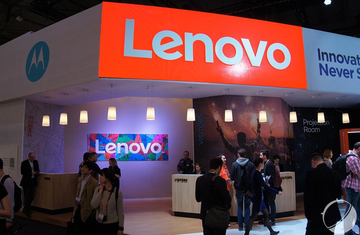 Lenovo se restructure, éclipsant un peu plus encore Motorola